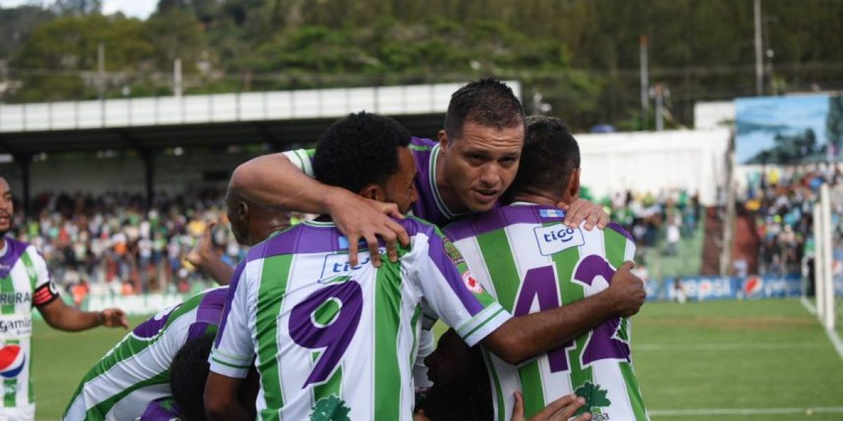 #Apertura2016 Antigua GFC inclina en su favor la balanza de la final