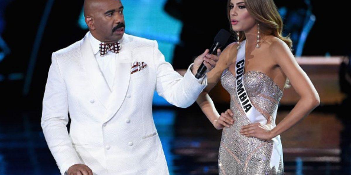 ¡Lo perdonaron! Steve Harvey volverá a conducir Miss Universo 2017, pero no estará solo