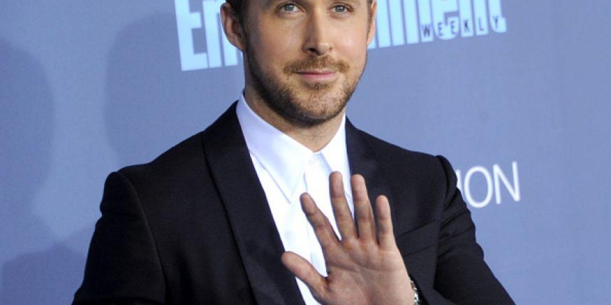 Por primera vez, captan a Ryan Gosling junto a su pequeña hija