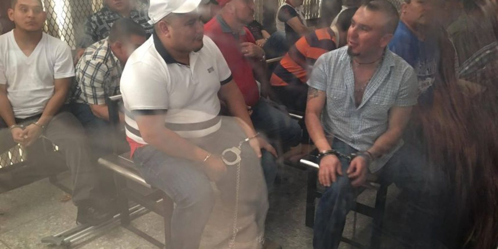 """supuesto narcotraficante Francisco Eduardo Villatoro Cano, alias """"Guayo"""" Foto:Kenneth Monzón"""