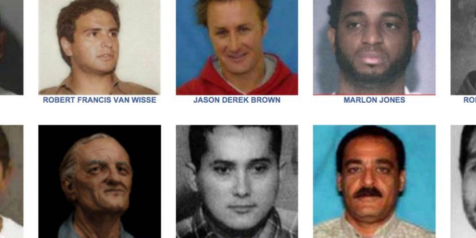 Foto:Sitio web del FBI