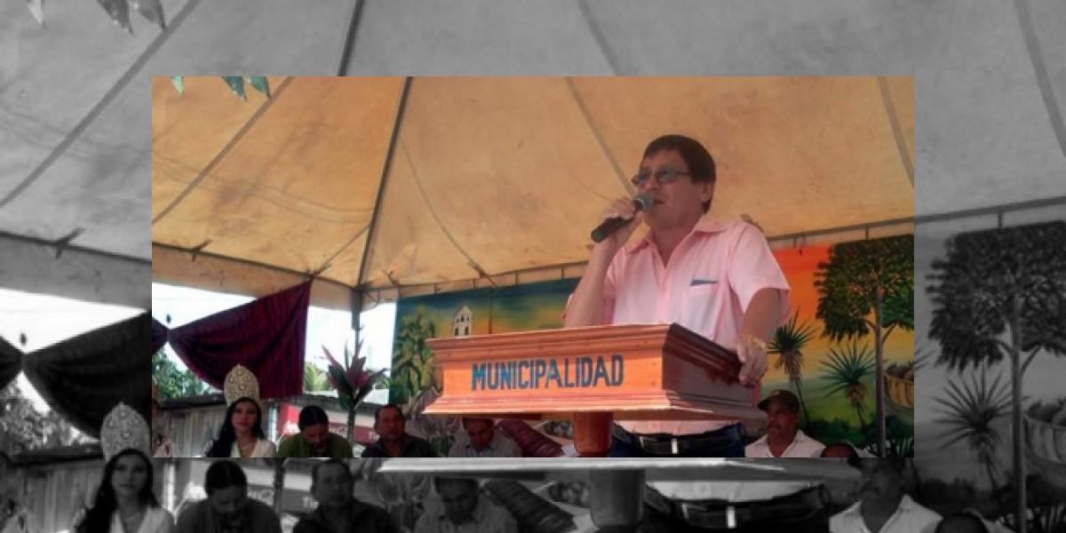 Alcalde de Ixcán justifica los Q35 mil mensuales que ganará tras aumento salarial