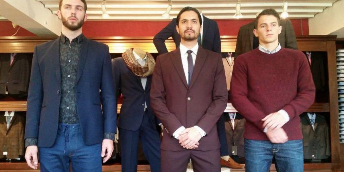 Saúl E. Méndez nos propone la forma de vestir para este fin de año
