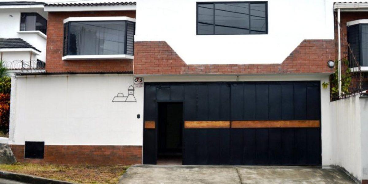 Lujosa casa en Mixco del colaborador Juan Carlos Monzón será albergue para los niños deportados