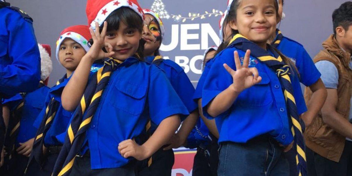 TOLEDO culmina un año con exitoso programa de RSE con niños de Amatitlán