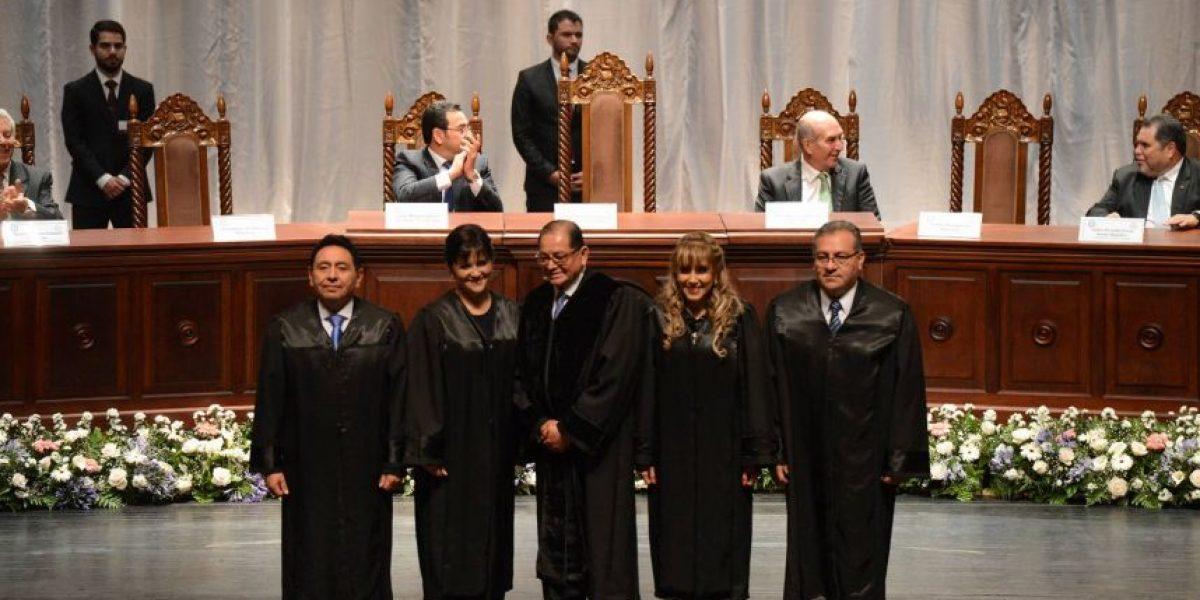 La Corte de Constitucionalidad suspende la entrada en vigencia del código de migración
