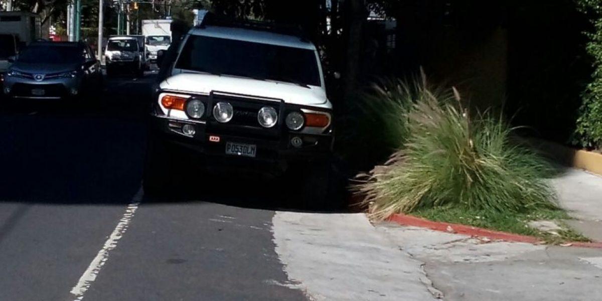 Estos dos vehículos fueron
