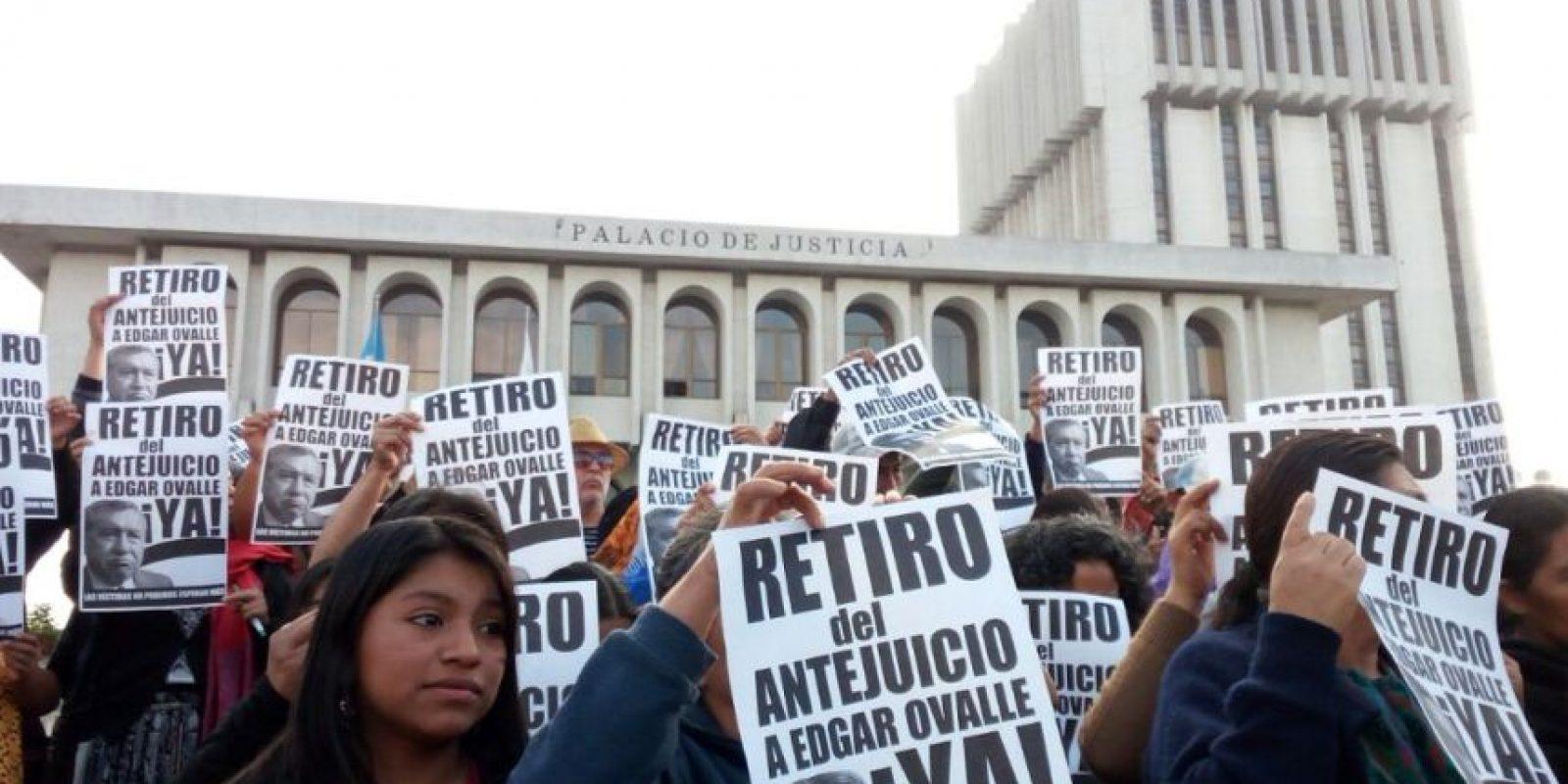 Familiares de las víctimas. Foto:Publinews