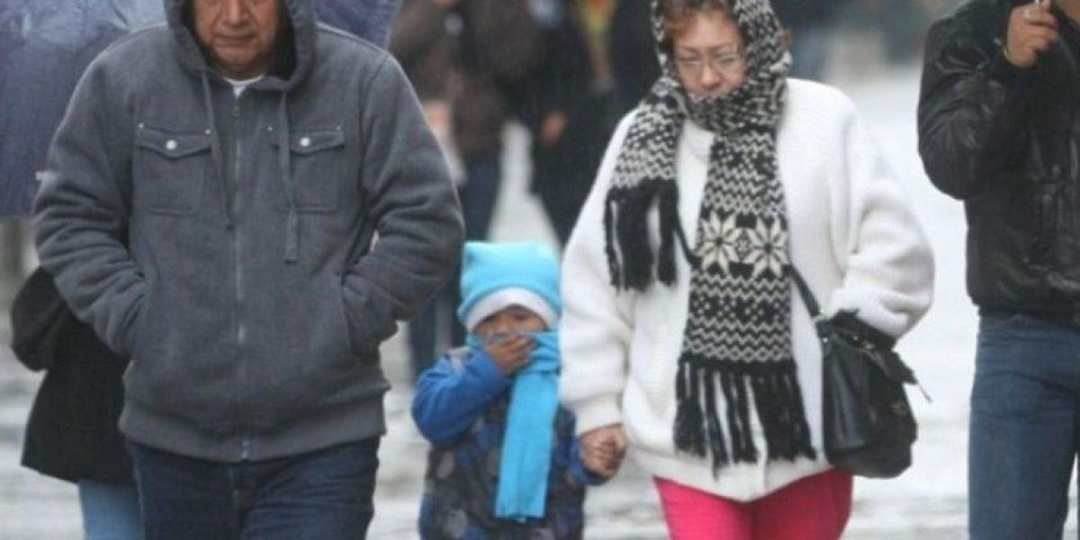 ¡Abrígate! Pronostican acercamiento de frente frío para el fin de semana