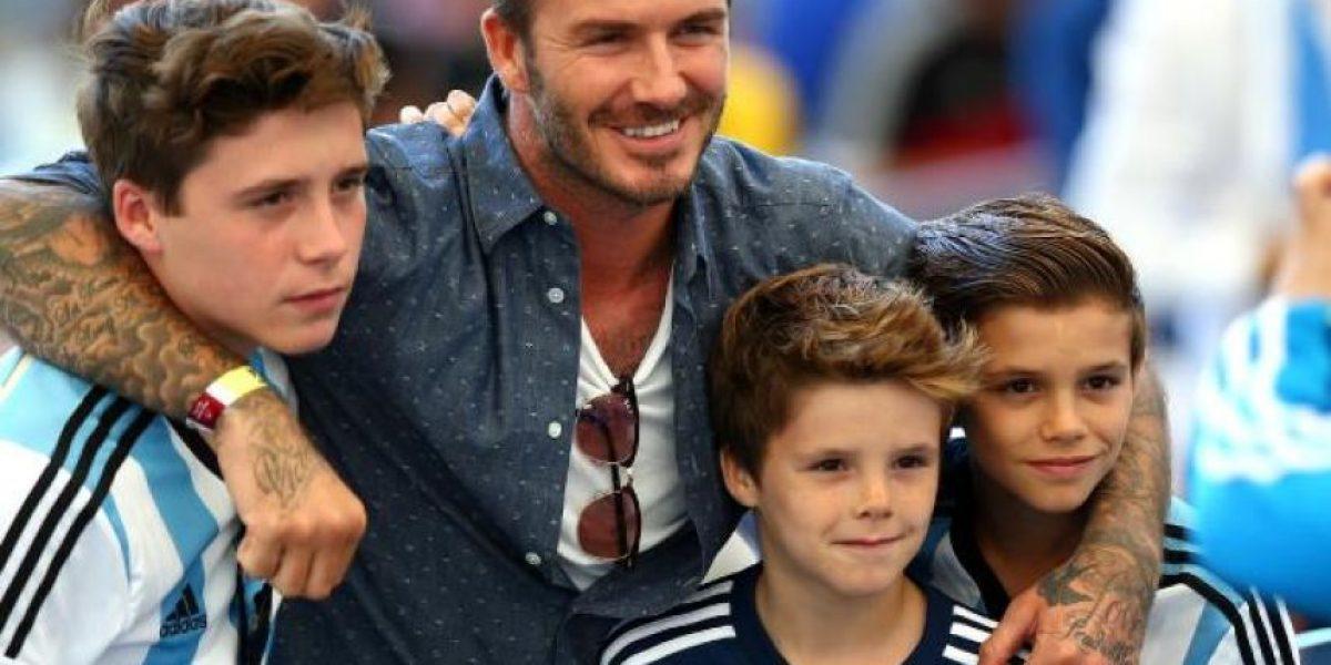 El hijo de David Beckham se estrena en la música con su primer video