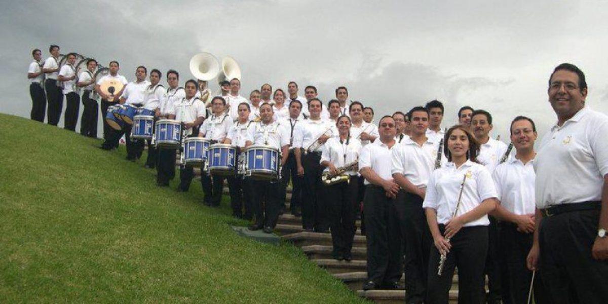 Banda Pretorianos ofrecerá concierto navideño esta noche