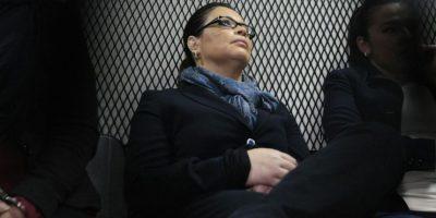 La exvicepresidenta Roxana Baldetti está implicada en este caso. Foto:Publinews