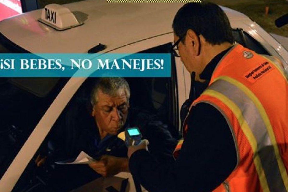Foto:Departamento de Tránsito de la PNC