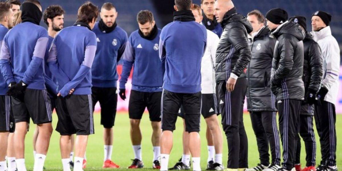 Desde la llegada de Zidane, el Real Madrid