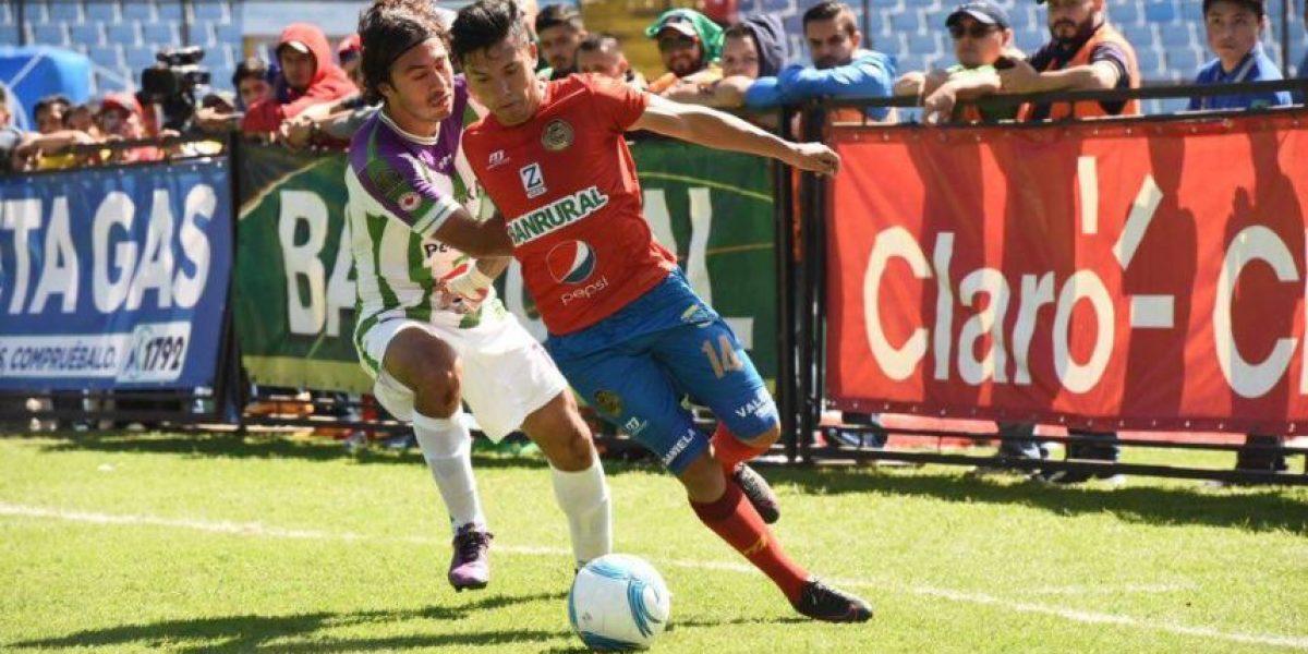 ¡Antigua GFC se corona campeón del Apertura 2016!