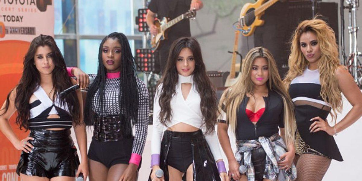 ¡Confirmado! Camila Cabello sale definitivamente de Fifth Harmony