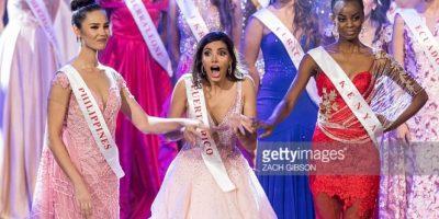 Stephanie del Valle, representante de Puerto Rico gana la corona de Miss Mundo 2016