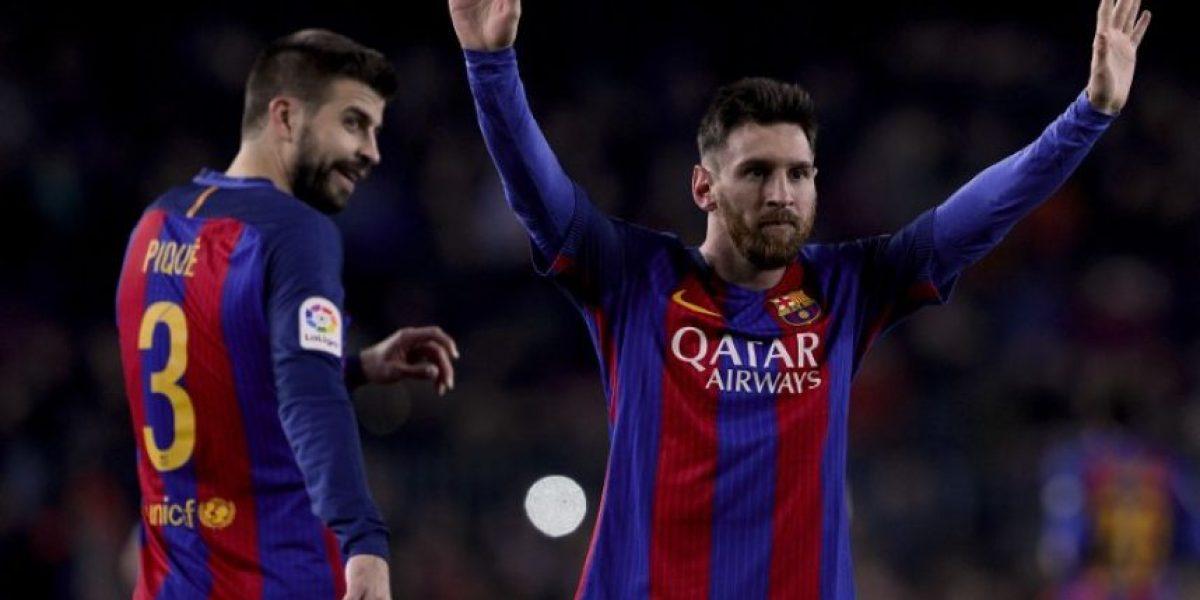 El Barcelona se queda con el derbi catalán