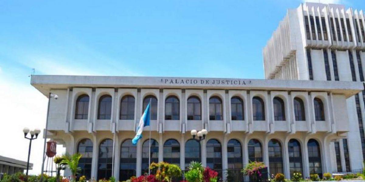 Los jueces, magistrados y empleados del Organismo Judicial gozarán de extenso descanso de fin de año