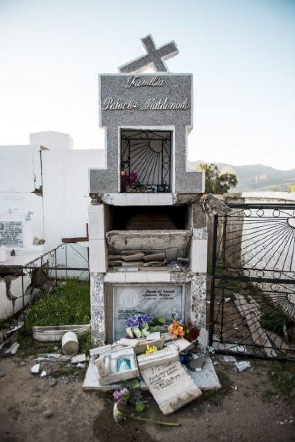 Hasta el momento, se ha confirmado el fallecimiento de nueve personas en el país; es probable que esta cifra aumente en el transcurso del día. Foto:AFP