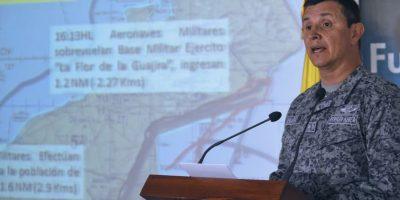 Este día, el gobierno de Maduro fue acusado de violar el espacio aéreo colombiano con naves militares Foto:AFP