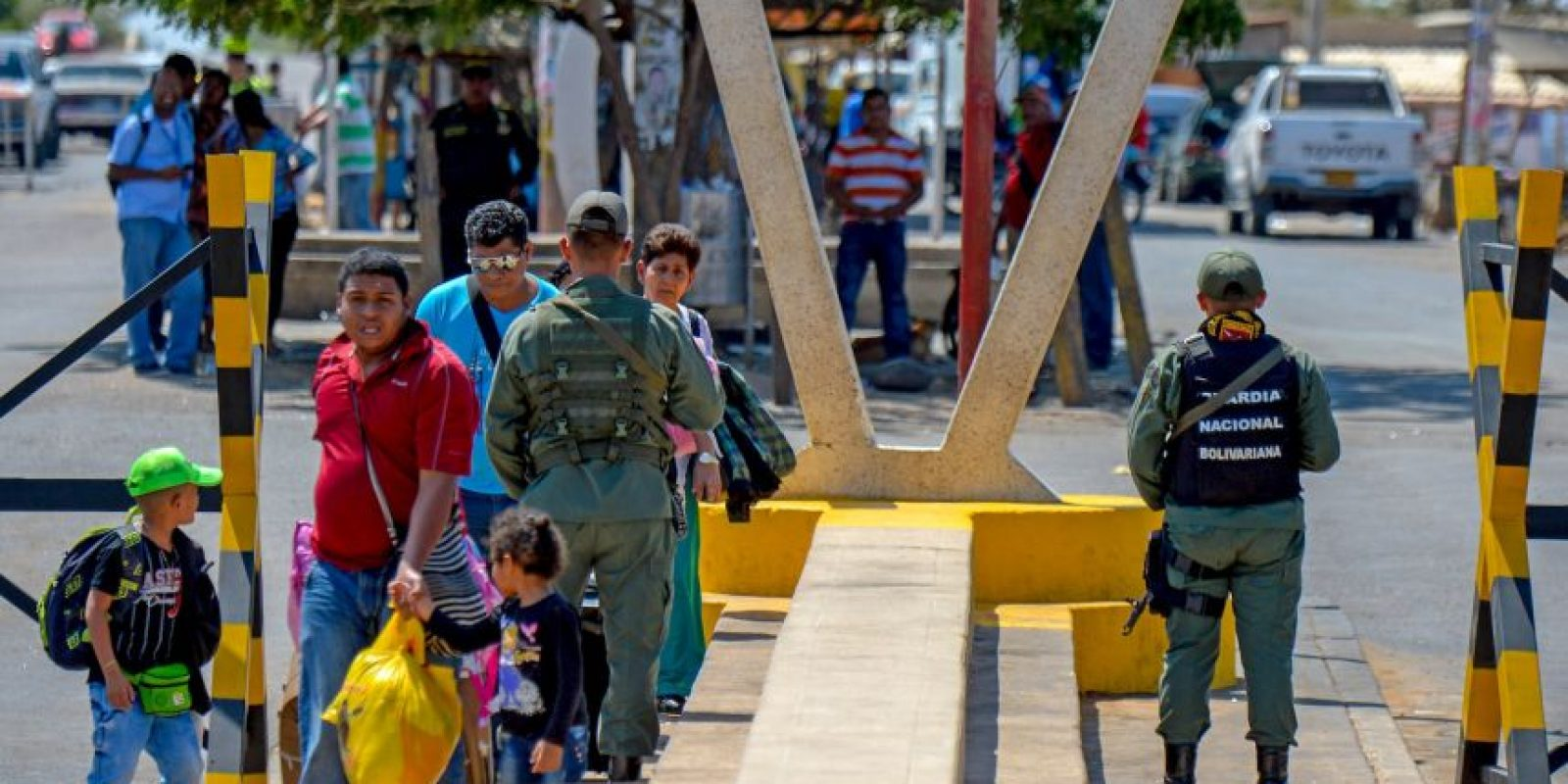 De acuerdo a la Oficina de Coordinación Humanitaria de Naciones Unidas en Colombia Foto:AFP
