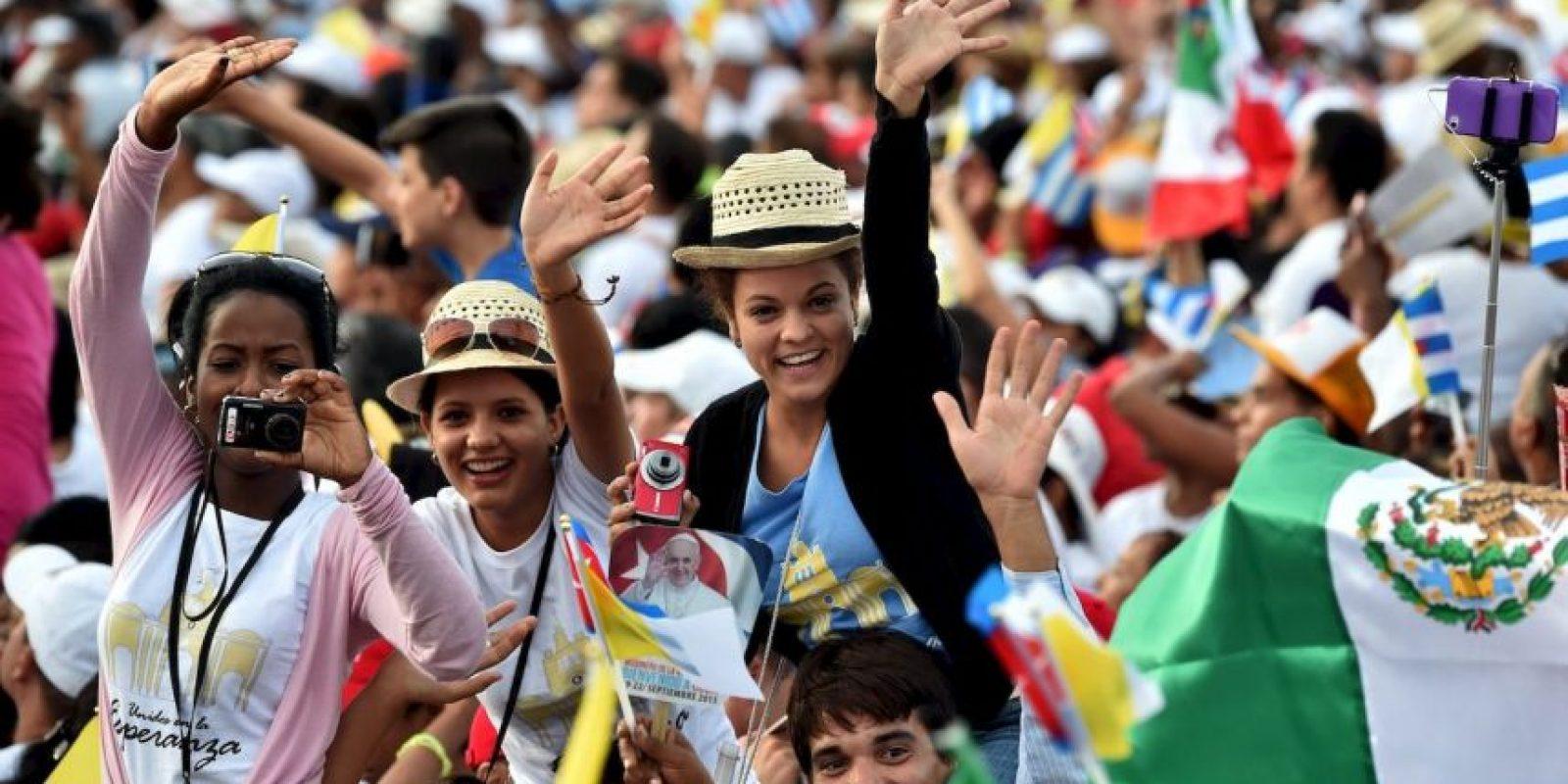 México dijo presente en La Habana. Foto:AFP