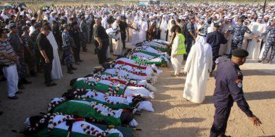2. Este se dio durante el Ramdán, mes considerado como sagrado para la comunidad musulmana. Foto:AFP