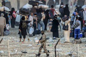 La fragmentación de las fuerzas combatientes de Irak en milicias sectarias sin ningún tipo de rendición de cuentas, que han sido responsables de abusos aberrantes contra civiles de ese país, forma parte de una desintegración del estado iraquí que ningún grado de asistencia extranjera o intervención militar probablemente pueda remediar. Foto:AFP