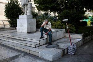 """""""De hecho, la última propuesta griega era aumentar impuestos a los sectores más ricos del país, hecho que fue rechazado"""", nos explicó Sohr. Foto:AFP"""