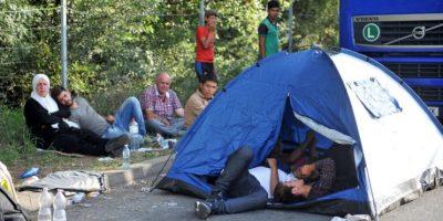 Tras esta medida la Policía ha adquirido más autoridad. Foto:AFP