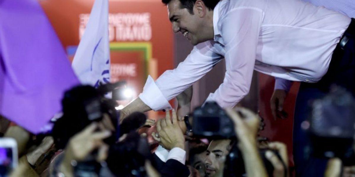 ¿A quién beneficiará el triunfo de Alexis Tsipras?