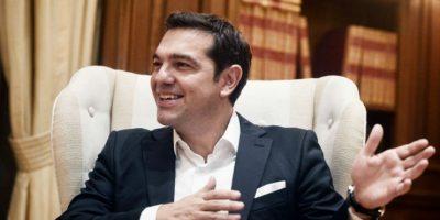 Que en enero de 2015, fue electo como Primer Ministro de Grecia Foto:AFP