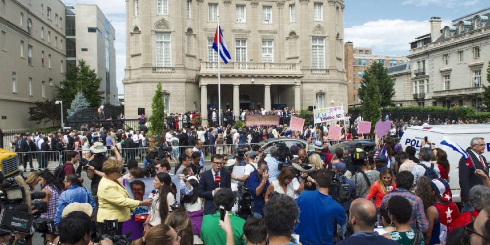 2. Participación de Cuba en la Cumbre de las Américas 2015- Foto:AFP