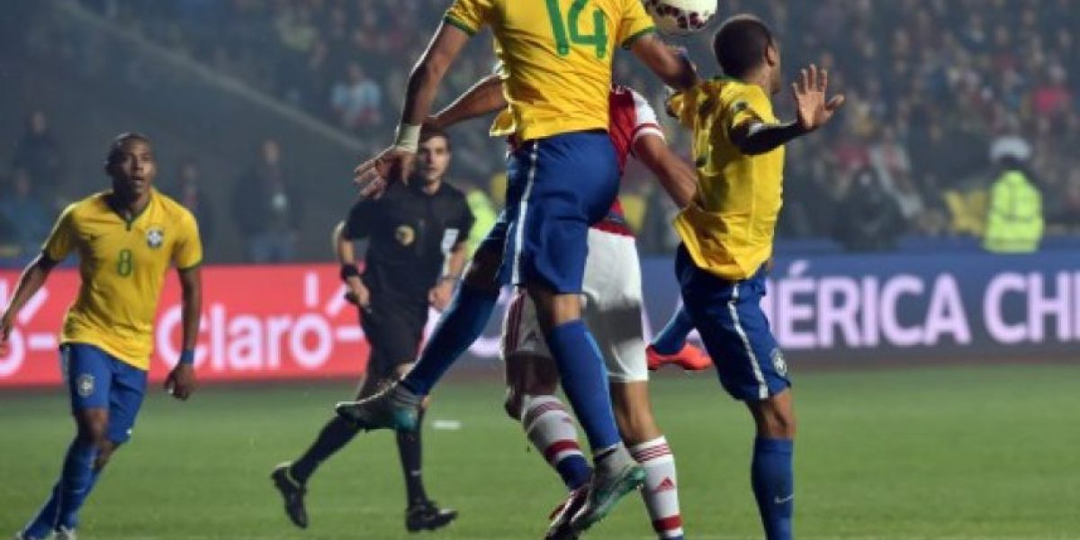 VIDEO. ¿Qué le dijo Robinho a Thiago Silva luego del partido?