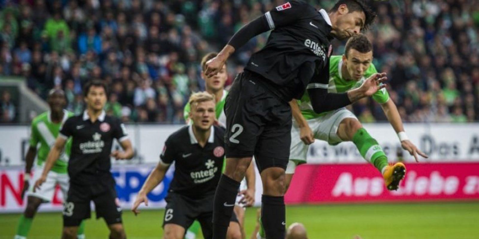 La polémica rodea a Gonzalo Jara y lo alcanzó hasta en Alemania. Foto:AFP