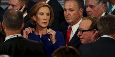 Política y exejecutiva de negocios estadounidense. Foto:AFP