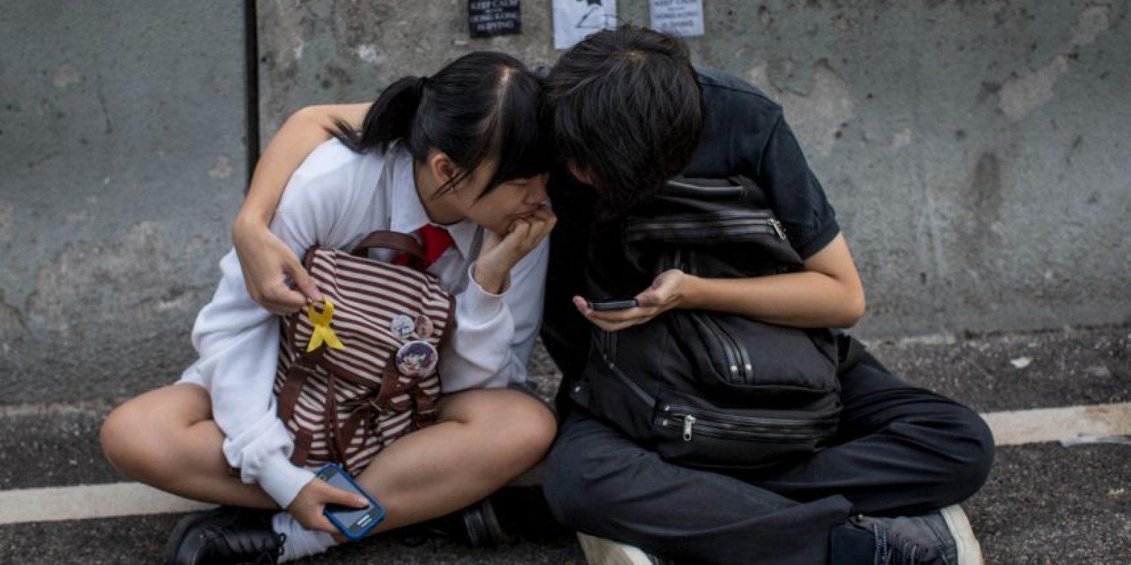 Recuerden que el amor de su vida puede estar a un clic de distancia. Foto:Getty Images