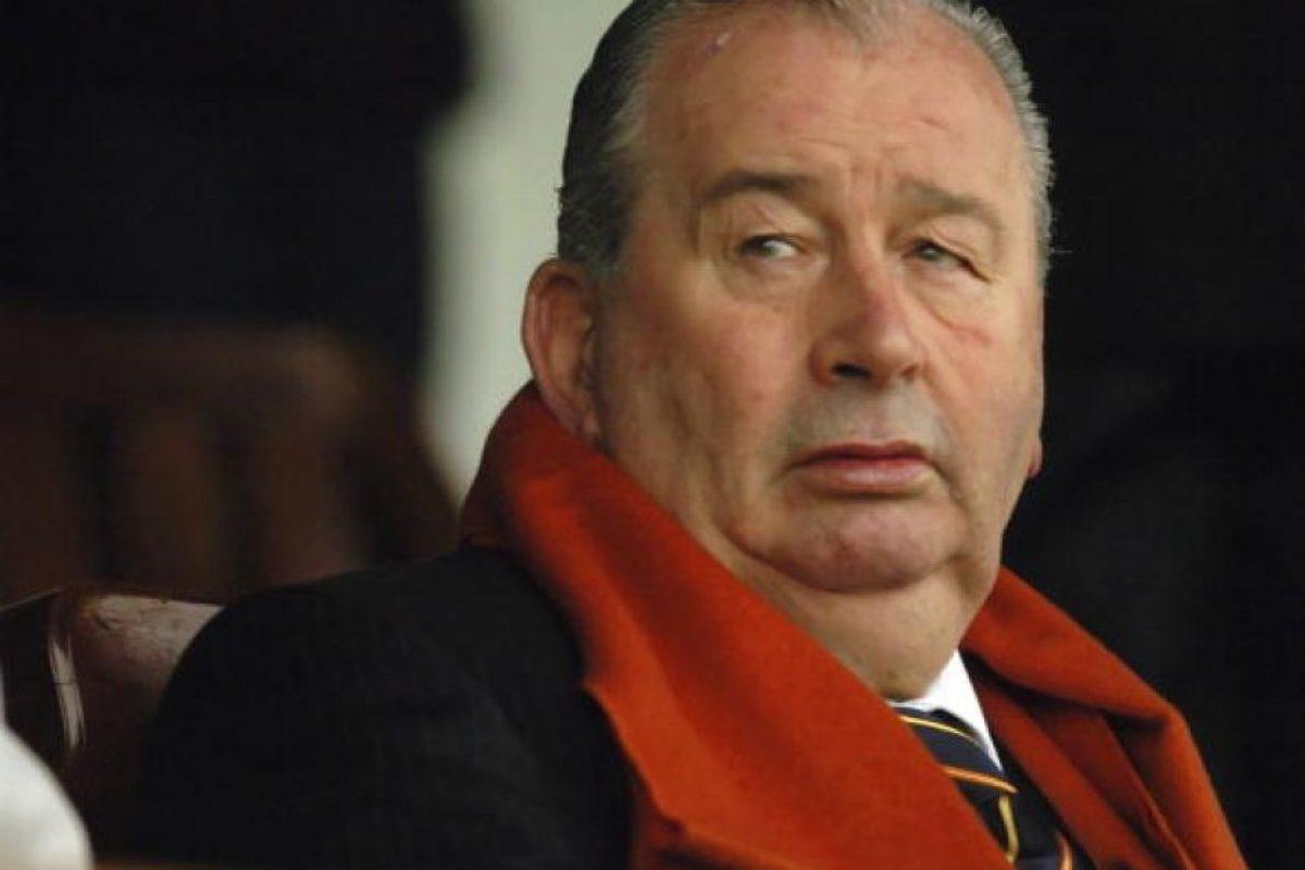 Antes de ser presidente de la AFA, fundó el Arsenal de Sarandí en 1956 y fue presidente del club hasta 1976. Foto:Getty Images