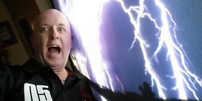 Él es Brian Skinner Foto:vía facebook.com/Brian-Design-Photography