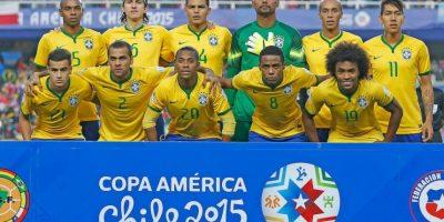 3. Brasil Foto:Vía facebook.com/CBF