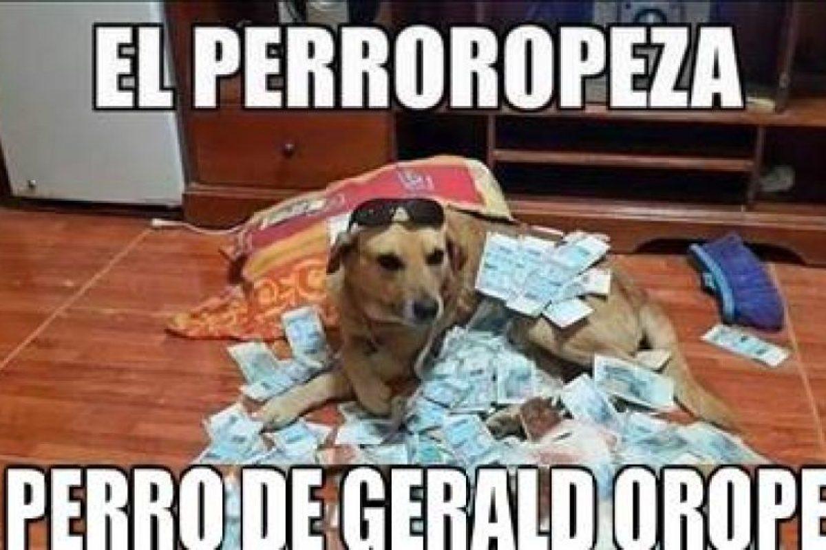 Foto:Vía facebook.com/GeraldOropezaOficial