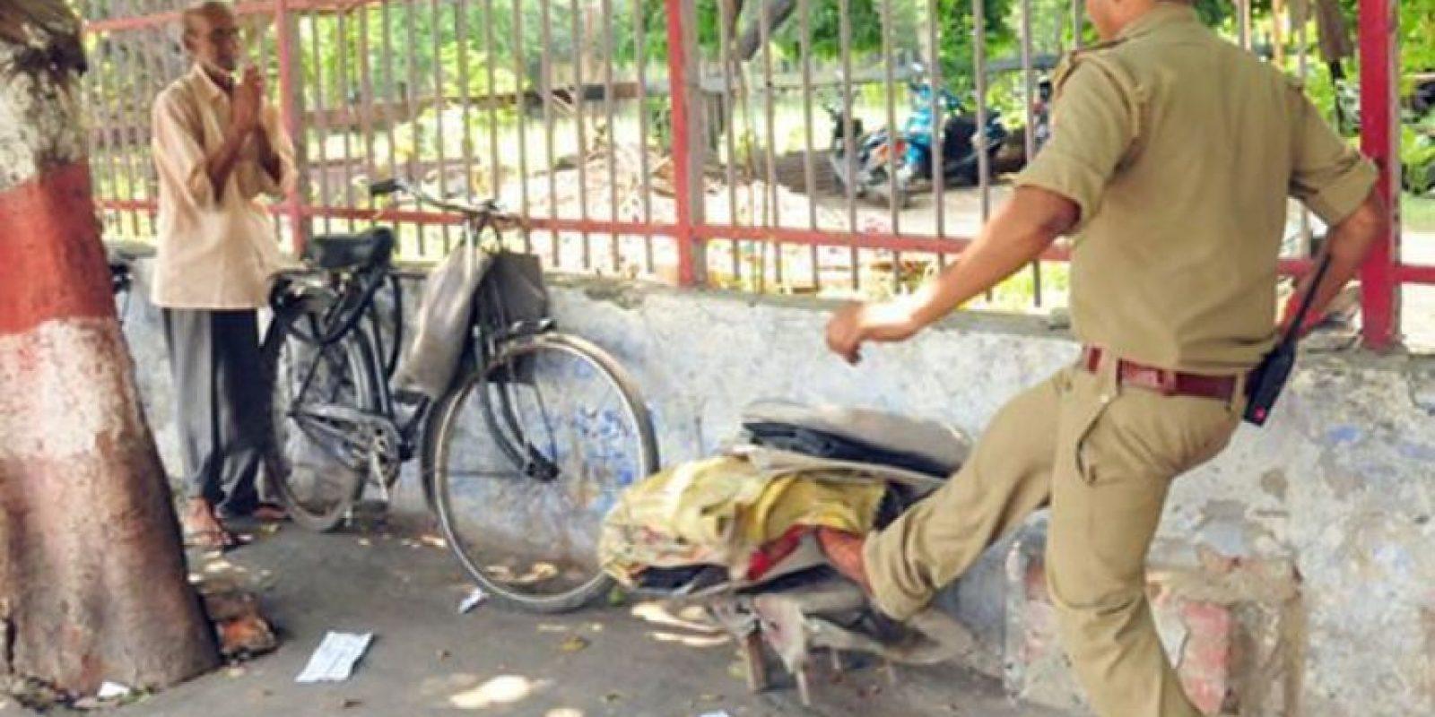 Las imágenes fueron capturadas por Ashutosh Tripath, fotógrafo de Dainik Bhaskar Foto:Vía facebook.com/Kcapturedmoments