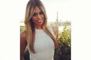 La actriz de Orange is the New Black fue la primera mujer transgénero en aparecer en la revista TIME Foto:Instagram.com/LaverneCox