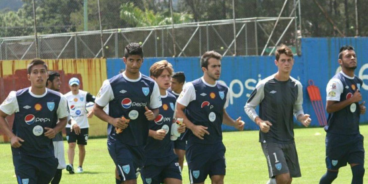 Selección Sub-23 se enfrentaría a dos grandes del área