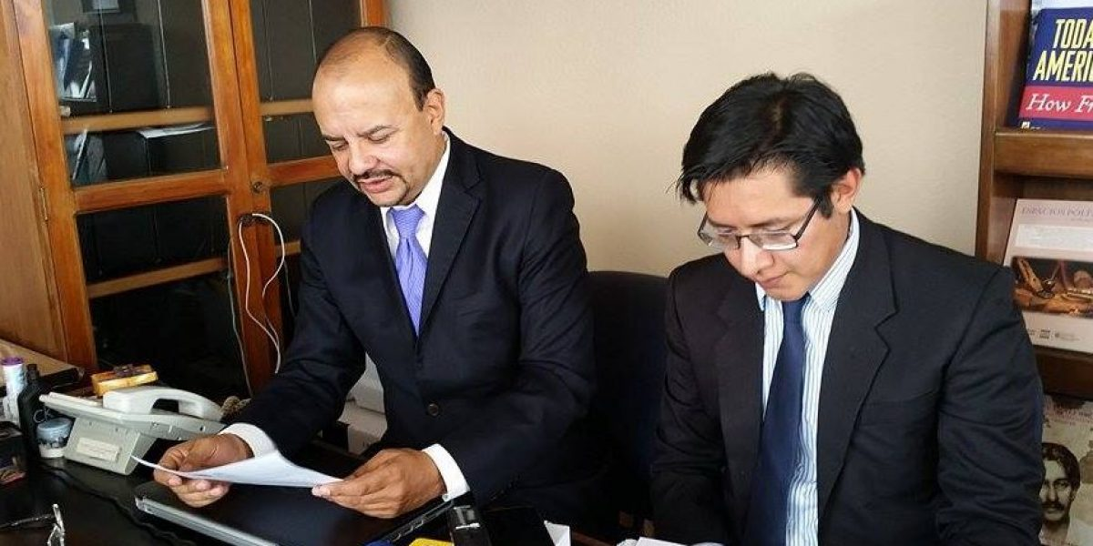 Acción Ciudadana solicita imponer sanciones a jueces que favorecieron a candidatos sin finiquito