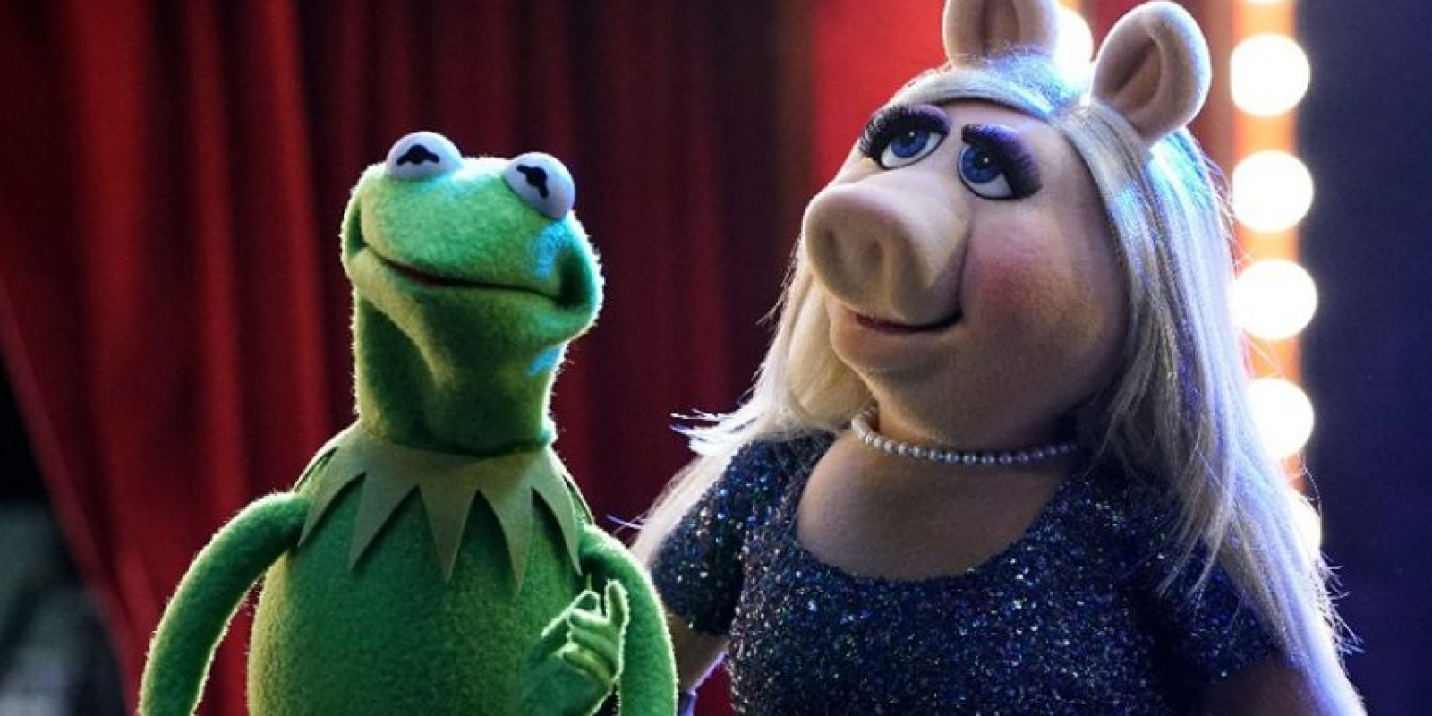 "El 4 de agosto, ""Miss Piggy"" anunció el fin de su relación con la rana ""René"" Foto:vía facebook.com/MuppetsMissPiggy"