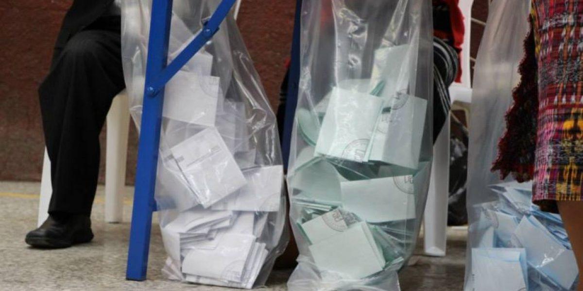 Tribunal Supremo Electoral imprimirá 7.9 millones de papeletas para la segunda vuelta