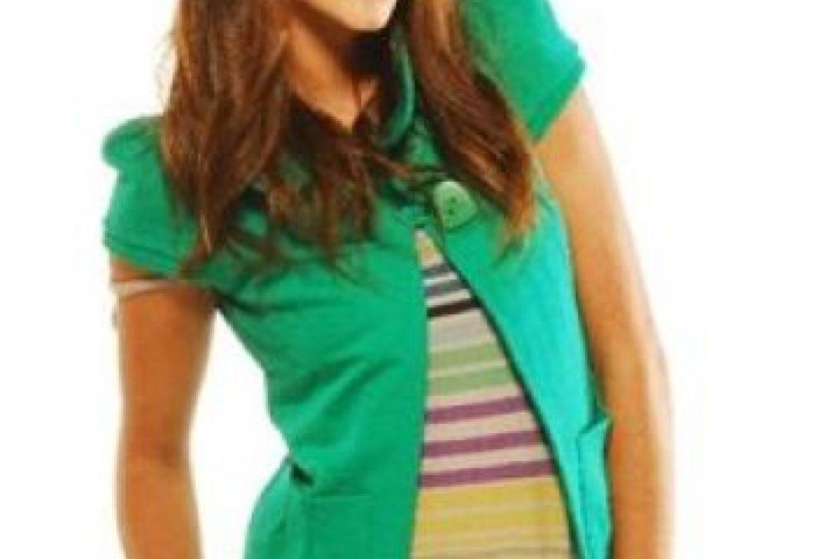 """Su papel fue el de """"Tamara Valiente"""". Foto:vía instagram.com/dedominicieva"""