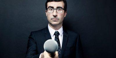 Comediante vs. Comediante: John Oliver se mofa de Jimmy Morales
